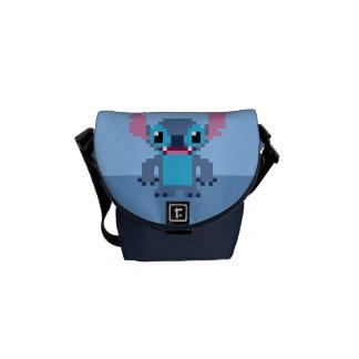 8-Bit Stitch Commuter Bag