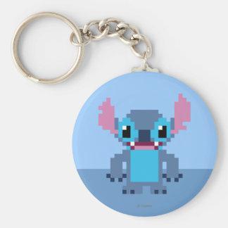 8-Bit Stitch Key Ring