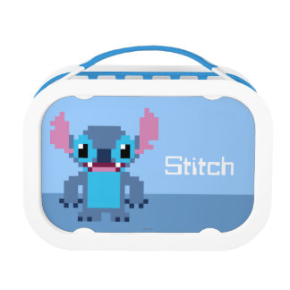 8-Bit Stitch Lunch Box