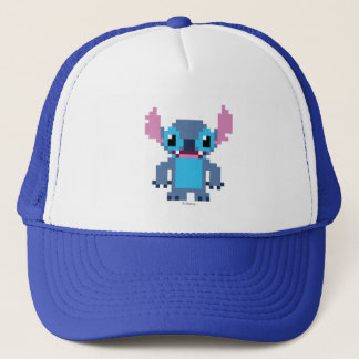 8-Bit Stitch Trucker Hat