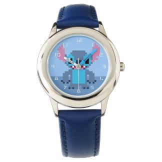 8-Bit Stitch Watch