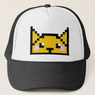 8 Bit Taco Cat Trucker Hat