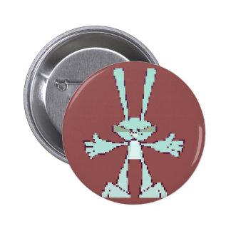 8-Bit Udon 6 Cm Round Badge