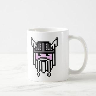 8 Bit Viking Coffee Mug