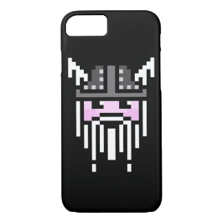 8 Bit Viking iPhone 7 Case