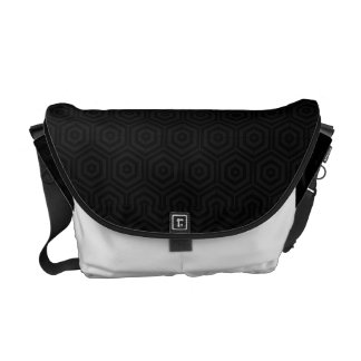 8 Blck Lady messenger bags