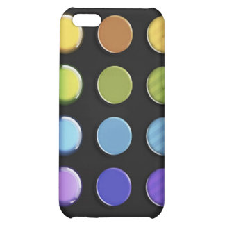 8-ColourfulGlossy iPhone 5C Cases