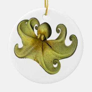 8 Feet at Sea Ceramic Ornament