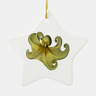 8 Feet at Sea Ceramic Star Decoration