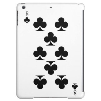8 of Clubs