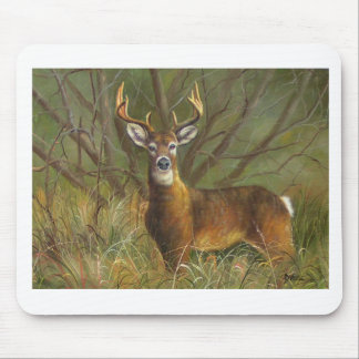 8 pt. buck mouse pad