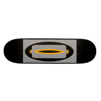 "8½"" SILVER SCREEN GOLD BLACK 8STYLES SKATE DECKS"