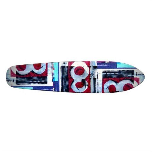 8 Skateboard