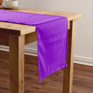 8A03D4 SOLID PURPLE BACKGROUND TEMPLATES HEX CODES SHORT TABLE RUNNER