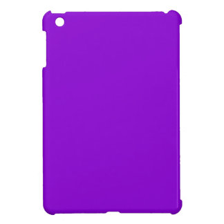 8A03D4 SOLID PURPLE BACKGROUND TEMPLATES iPad MINI COVER