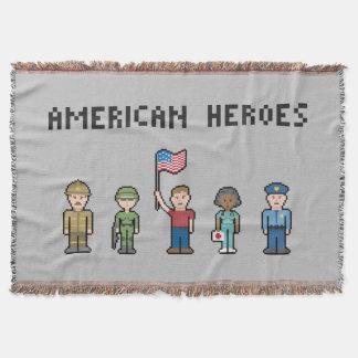 8bit American Heroes