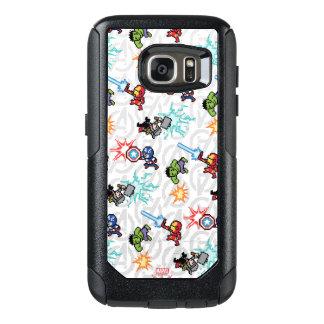 8Bit Avengers Attack OtterBox Samsung Galaxy S7 Case
