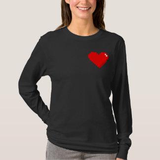 8bit Heart Shirt