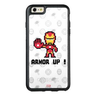 8Bit Iron Man - Armor Up! OtterBox iPhone 6/6s Plus Case