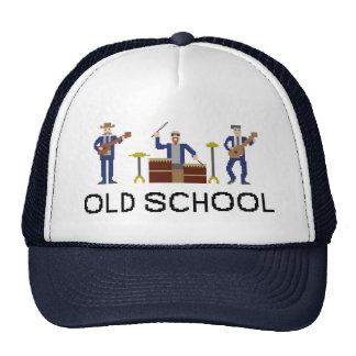 8bit power trio band - hat