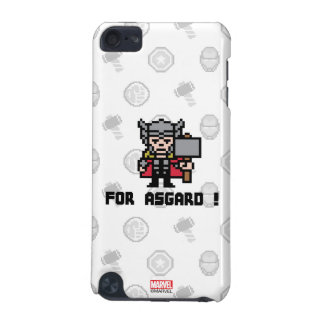 8Bit Thor - For Asgard! iPod Touch 5G Covers