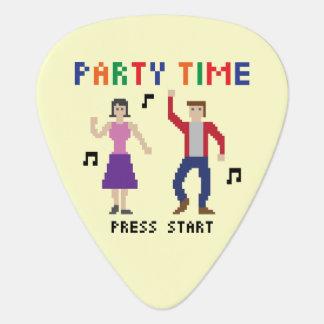 8bits Party Guitar Pick