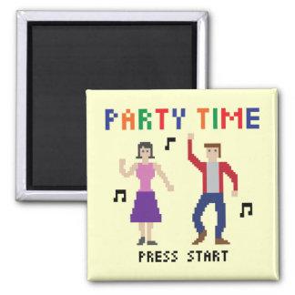 8bits Party Magnet
