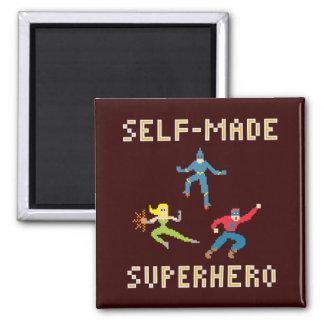 8bits Superhero - Magnet