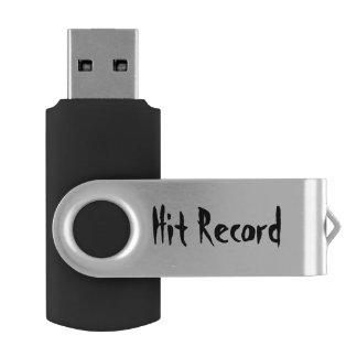 8gb Fresh Flash Drive Swivel USB 2.0 Flash Drive