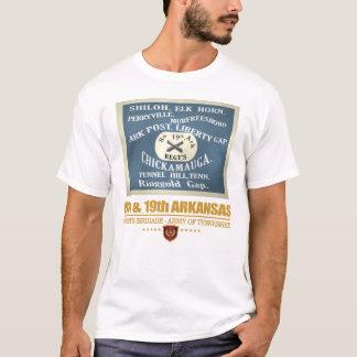 8th & 19th Arkansas (F10) T-Shirt