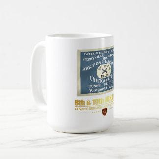 8th & 19th Arkansas Infantry (F10) Coffee Mug