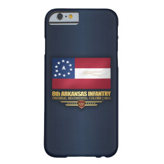 8th Arkansas Infantry (2) Barely There iPhone 6 Case