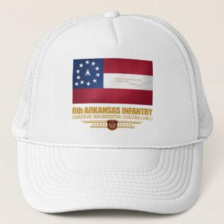 8th Arkansas Infantry (2) Trucker Hat