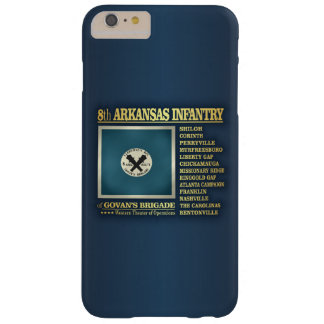 8th Arkansas Infantry (BA2) Barely There iPhone 6 Plus Case