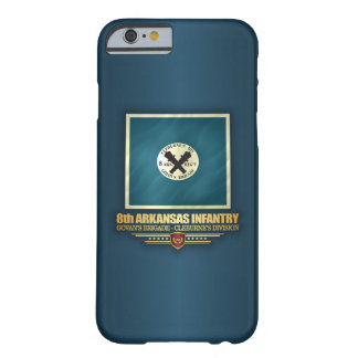 8th Arkansas Infantry Barely There iPhone 6 Case