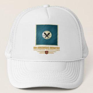 8th Arkansas Infantry Trucker Hat