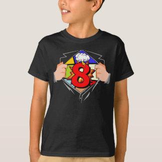 8th Birthday Comic T-Shirt