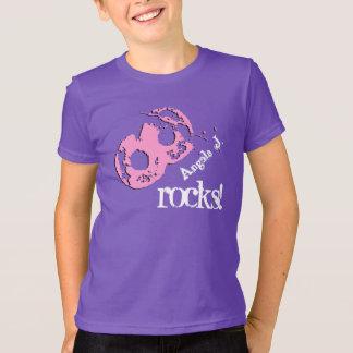 8th Birthday Gift for 8 Year Old Custom Name B04 T-Shirt