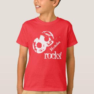 8th Birthday Gift for 8 Year Old Custom Name V06 T-Shirt
