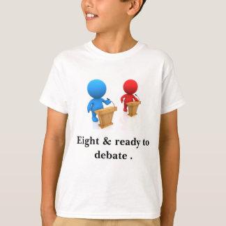 8th birthday tee shirts for kids