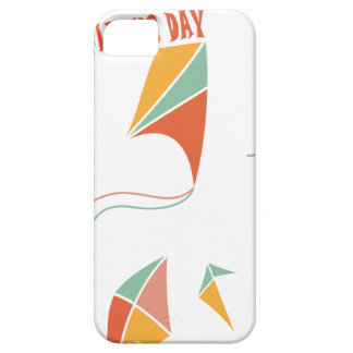 8th February - Kite Flying Day - Appreciation Day iPhone 5 Cover