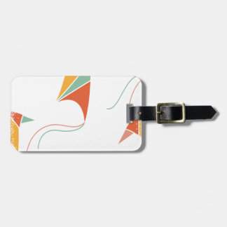 8th February - Kite Flying Day - Appreciation Day Luggage Tag
