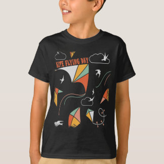 8th February - Kite Flying Day - Appreciation Day T-Shirt