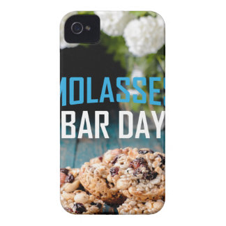 8th February - Molasses Bar Day - Appreciation Day iPhone 4 Cover