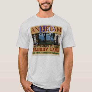 8th Ohio Volunteer Infantry Monument at Antietam T-Shirt