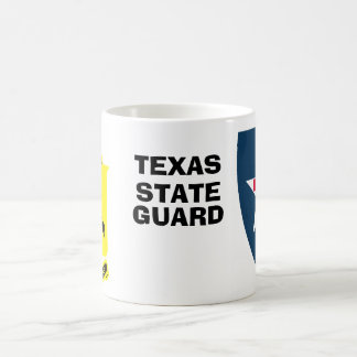 8TH REGIMENT TEXAS STATE GUARD MUG