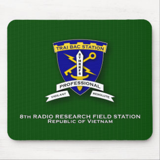 8th RRFS - Vietnam Mouse Pad