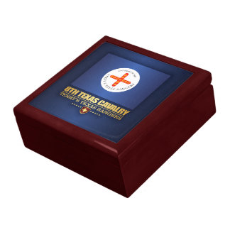 8th Texas Cavalry Large Square Gift Box