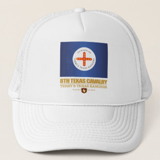 8th Texas Cavalry Trucker Hat