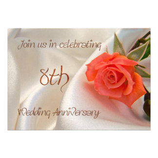 Gift Ideas 8th Wedding Anniversary : 8th Wedding Anniversary GiftsT-Shirts, Art, Posters & Other Gift ...